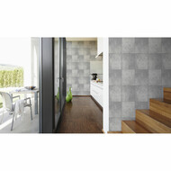 Vliestapete Authentic Walls Grau Betonoptik