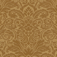 Tapete Luxury wallpaper Ornamente Glasperlen Gold