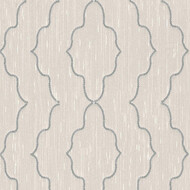 Designpanel AP Wall Fashion Creme Silber Metallic