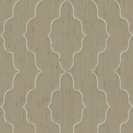 Designpanel AP Wall Fashion Taupe Silber Pailletten