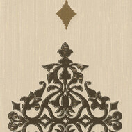 Designpanel AP Wall Fashion Creme Ornament