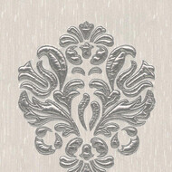 Designpanel AP Wall Fashion Grau Silber Ornament