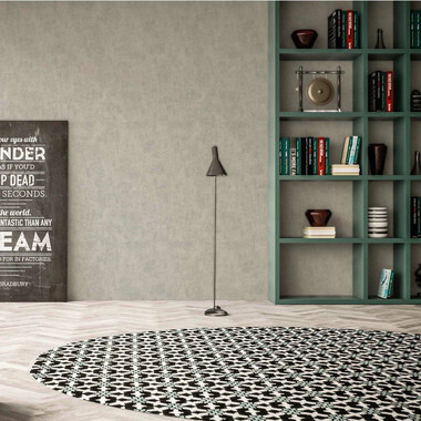 tapete used look betonoptik hellgrau dasherzallerliebste. Black Bedroom Furniture Sets. Home Design Ideas