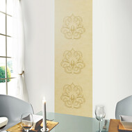 Designpanel Nobile Metallic Gelb